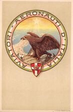 4675) AVIAZIONE MILITARE, AVIATORI AERONAUTI D'ITALIA.