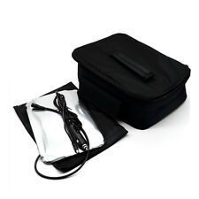 Auto Portable Lunch Oven Bag Food Heater Warmer Electric Oven Heating Lunch Box