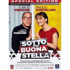 Dvd SOTTO UNA BUONA STELLA - (2014) ***Carlo Verdone***.....NUOVO
