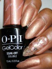 OPI GelColor Soak Off UV LED Gel Polish GCV27 Worth a Pretty Penne 15ml