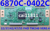 T-con board 6870C-0402C 32/37/42/47/55 FHD TM240 Ver0.4  6870C0402C
