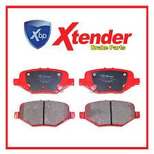 MD1611 FRONT Brake Pads Set Semi-Metallic fits  Ford Taurus , Explorer , Flex