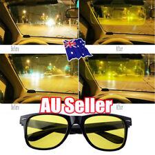 3be9a4f02fd Night Sight Driving Glasses HD Sunglasses Polarized Anti Glare Night Vision  OD