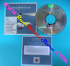 CD Singolo Idlewild I Understand It CDRDJ 6662 UK 2005 PROMO CARDSLEEVE(S28)