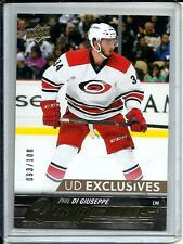 Phil Di Giuseppe 15/16 Upper Deck Young Guns UD Exclusives Rookie #93/100