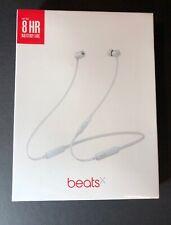 Beats by Dr Dre BeatsX Wireless Bluetooth Headset [ Matte Silver Edition ] NEW