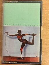 GRACE JONES ISLAND LIFE (PORTUGAL 1985) CASSETTE TAPE ALBUM A1