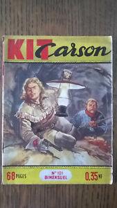 KIT CARSON N°101 IMPERIA 1960