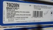 MOEN T6620BN Brantford Widespread Bathroom Faucet Trim Kit in Brushed Nickel