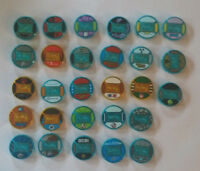 Lego Dimensions Mini fig/ toy Tag *Base Only*