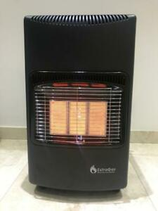 Portable Gas Heater Freestanding Complete With Regulator and Hose - Delivered