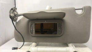 2004-2007 Cadillac Dts Driver Left Side View Power Door Mirror Light Grey 23630
