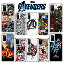 Marvel Avengers Superhero Case For Galaxy A10 A40 S20 A41 A51 A80 A20e