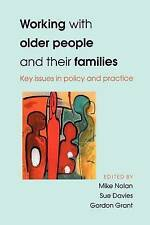 USED (GD) Working With Older People And Their Families by Nolan