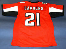 DEION SANDERS CUSTOM ATLANA FALCONS JERSEY PRIME TIME
