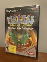 Pinball Hall of Fame: The Gottlieb Collection BRAND NEW SEALED!! FREE SHIPPING!!