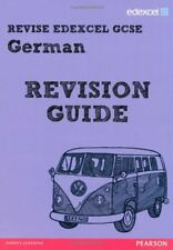 BOOK-REVISE Edexcel: Edexcel GCSE German Revision Guide (REVISE Edexc