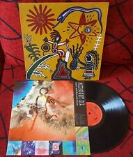 MIDNIGHT OIL **Earth And Sun And Moon** RARE & ORIGINAL 1993 Spain LP w/INSERT