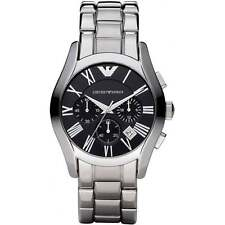 AR0673 Emporio Armani Men's Watches Classic Watch Stainless Steel Quartz Date