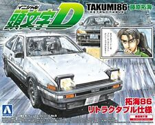 Aoshima initials D No.5 Takumi 86 retractable specification 1/32 scale plas