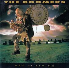 THE BOOMERS : ART OF LIVING / CD (WEA RECORDS 1993) - NEU