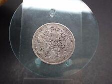 Half Crown 1826 geputzt Großbritannien (617)