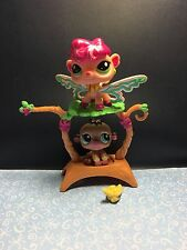 Littlest Pet Shop Mixed Animals LPS Pets Ink Damage Lot of 2 D-5
