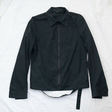 Helmut Lang Archive Zippered Shirt-Jacket With Waist Strap Bondage