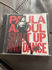 Paula Abdul : Shut Up And Dance - CD Album (1990) Virgin Records - Canada