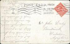 John Daly. Bentinck, Galston,  Ayrshire, Scotland 1918 - JD.1000