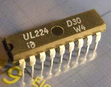 4x UL224D30 1kx4 SRAM 300ns, HFO