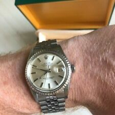 Rolex Oyster Perpetual Datejust 36mm Mens Watch - Ref. 1603