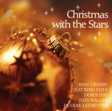 Various : Christmas With the Stars CD (2007)