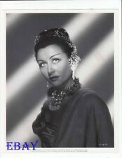 Vera Ralston sexy in Shadow VINTAGE Photo Fair Wind To Java