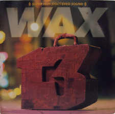 WAX 13 Unlucky Numbers - NEW GATEFOLD Numbered RED Vinyl LP Record Punk Rock OOP