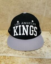 Los angeles kings snapback Black/Grey