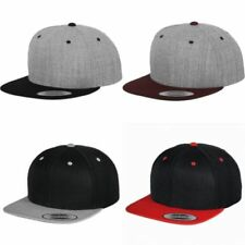 Chapeaux casquettes de base-ball en laine mélangée pour homme