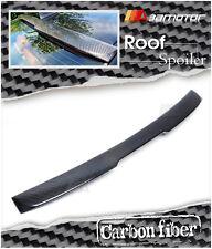 Carbon Fibre A Style Roof Window Top Spoiler 04-10 BMW E60 5-Series Saloon & M5