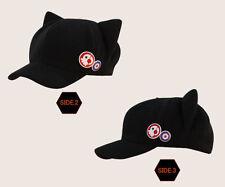 EVA EVANGELION Asuka Langley Cat Ear plush Hat Peaked Cap Casquette COSPLAY