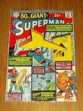 SUPERMAN #187 FN- (5.5) DC COMICS JUNE 1966 80 PAGES