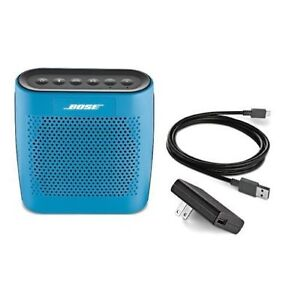Bose SoundLink Bluetooth Speaker Wireless Blue