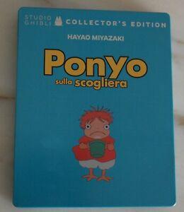 PONYO - Steelbook (Studio Ghibli)