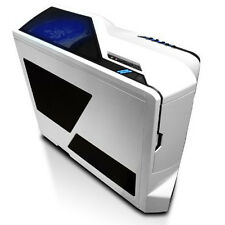 NZXT PHANTOM ENTHUSIAST WHITE FULL TOWER PC GAMING COMPUTER CASE & COOLING FANS
