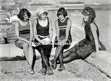 Flappers Swimsuit gals Photo 1920s roaring 20s Jazz Prohibition era 18