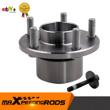 For FORD FOCUS MK2 2004-2012 FRONT WHEEL BEARING HUB KIT WITH ABS VKBA3660