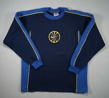 Vintage Sweatshirt - big logo - navy - XL