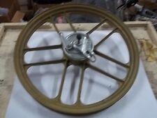 ruota in lega moto ciclomotore  grimeca 1 x60 x 16 anteriore  d'epoca  *pesole*