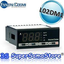 3S TERMOSTATO PROPORZIONALE FANTINI COSMI P.I.D. AD 1 USCITA 0÷ 450°C L02DM1