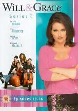 Will And Grace - Season 2 - Episodes 13-16 (DVD, 2003) new freepost