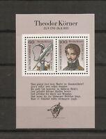 RFA 1991 BF 24 BICENTENAIRE DE LA NAISSANCE DE THEODOR KORNER NEUF **
